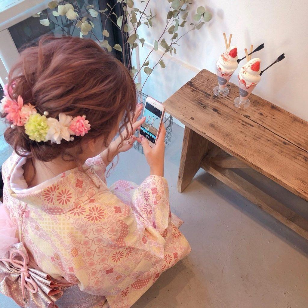 インスタ映え必須!京都祇園はカフェ巡りで女子旅満喫♩
